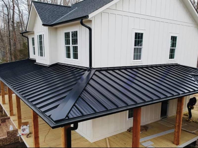 Construction Roofing Siding Windows Burlington Nc