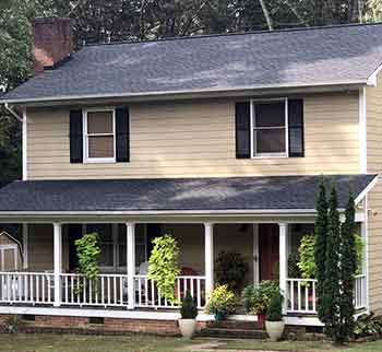 affordable roofing contractor burlington, nc