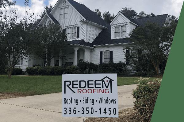 Redeem Roofing Construction Burlington Nc