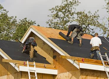 re-roofing-and roofing repairs burlington, nc