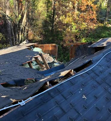 Roofing Construction Company Burlington Nc